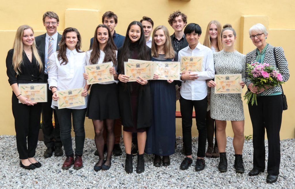 ECP Prize winners 2017