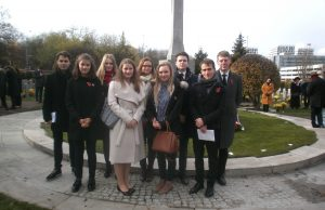 ECP and Rememberance Sunday
