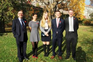 ECP on Remembrance Sunday