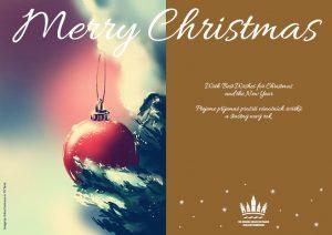 ECP Christmas card