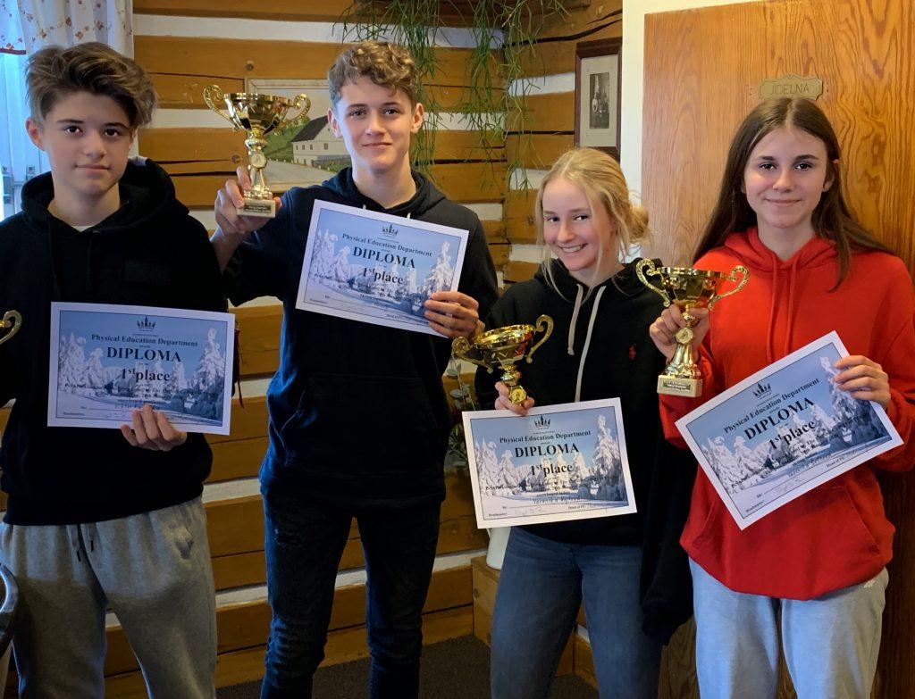 ECP slalom race