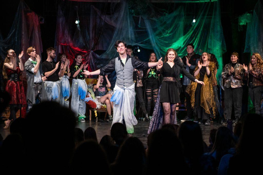 Romeo & Juliet performance