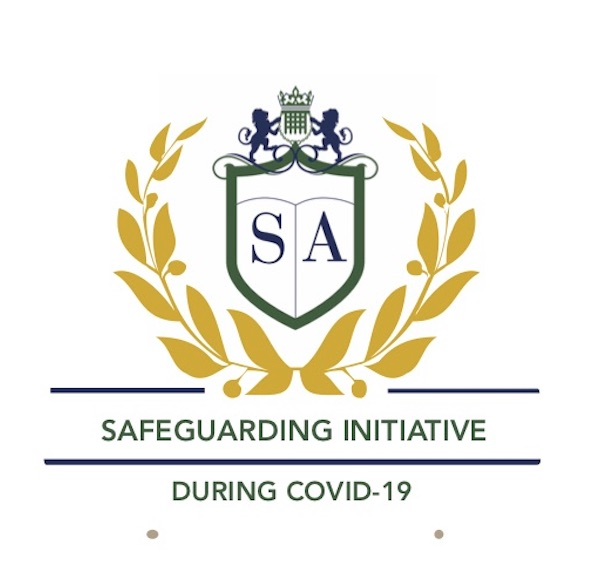 Safeguarding Alliance Initiative Award during COVID-19