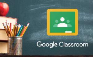 ECP and Google Classroom