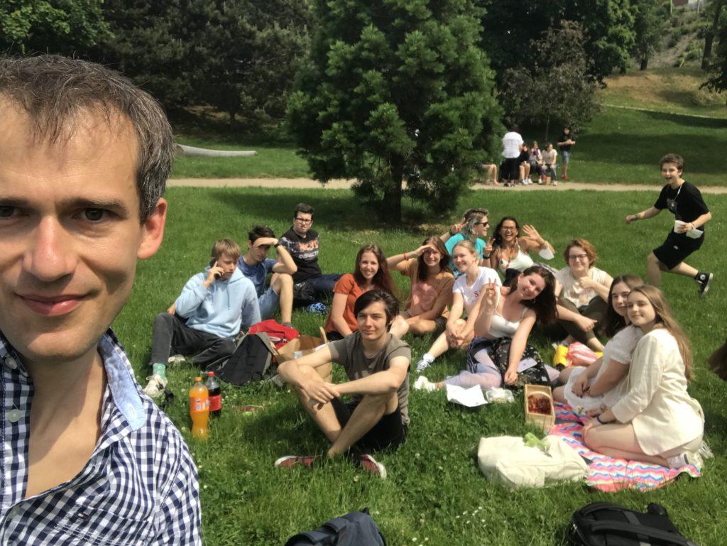 ECP picnic
