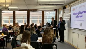 ECP with trainee teachers